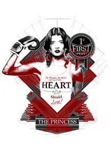 quadro-boxingid--the-princess