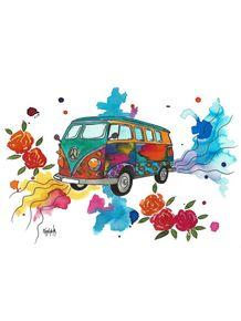 quadro-paz-amor-e-cores