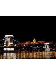 quadro-budapest-chain-bridge-e-castelo