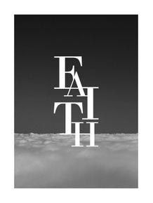 quadro-paisagens-e-palavras-faith--preto-e-branco