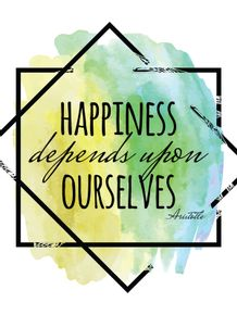 quadro-happiness-depends-upon-ourselves