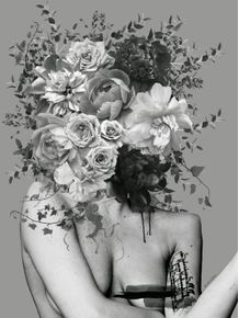 quadro-lady-black-and-white