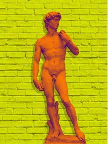 quadro-david-fluor-limao