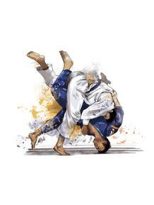 quadro-judo