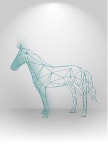quadro-poligonal-03--cavalo