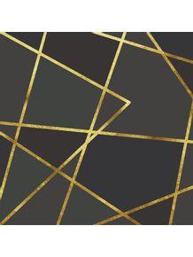 quadro-gray-geometric-gold