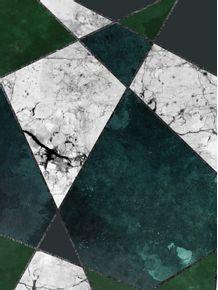 quadro-green-geometric-marble