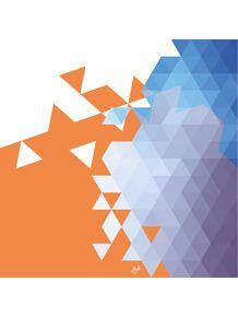quadro-orange-geometric