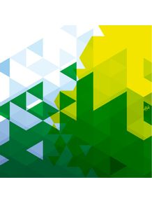 quadro-green-geometric