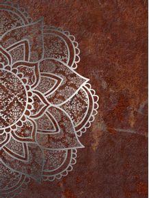 quadro-mandala--rusty