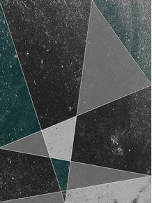 quadro-geometrico-verde-nr