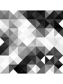 quadro-geometric-gray