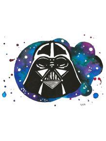 quadro-darth-vader-galaxy