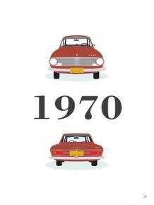 quadro-ford-corcel-1970