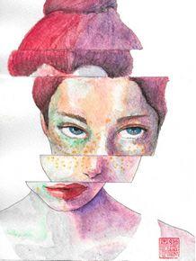 quadro-mulher-fragmentada