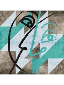 quadro-geometric-face-iv