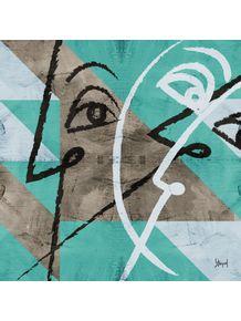 quadro-geometric-face-v