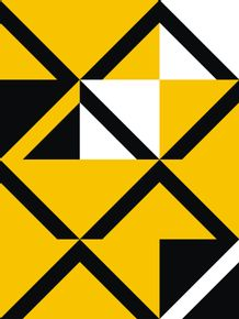 DIAGONAL-YELLOW
