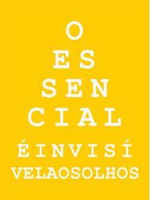 O-ESSENCIAL-E-INVISIVEL-AOS-OLHOS---PRINCIPE