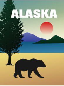 ALASKA-NATUREZA