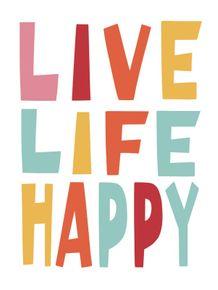 LIVE-LIFE-HAPPY