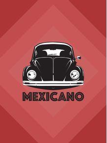 FUSCA-MEXICANO