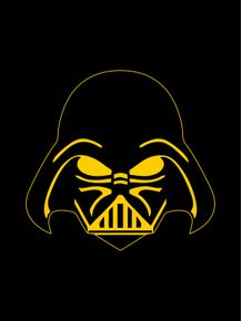 DARTH-VADER-YELLOW