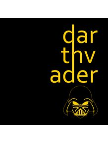 DARTH-VADER-LETTERS-YELLOW-SQUARE