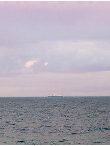 SHIP-SUNSET