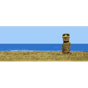 LONELY MOAI