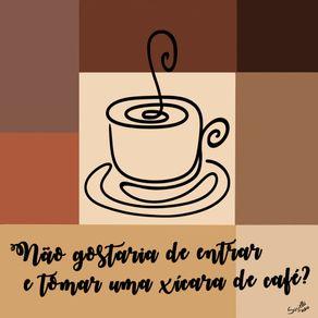 IMÃ - UMA XÍCARA DE CAFÉ
