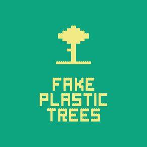 IMÃ - FAKE PLASTIC TREES (QUADRADO)
