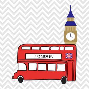 IMÃ - LONDON KIDS 02