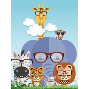 HIPSTER ANIMAL COLLECTION