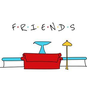FRIENDS SOFÁ