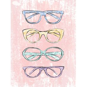 PINK GLASSES / ÓCULOS ROSA