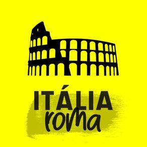 ITÁLIA ROMA COLISEU AMARELO