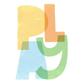 PLAY - LETTERING