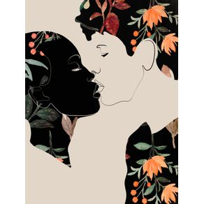FLORAL KISS